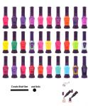 Nail Polish Varnish Pens nail line dot art Craft Finger toes nails Girls Design